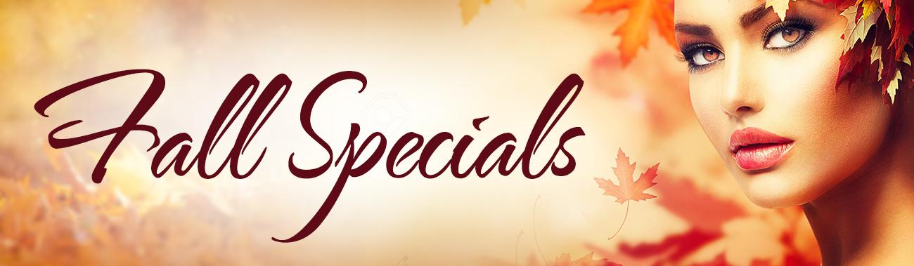 Seasonal Specials